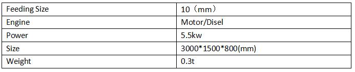 H-LH Mini Experimental Gold Dredge